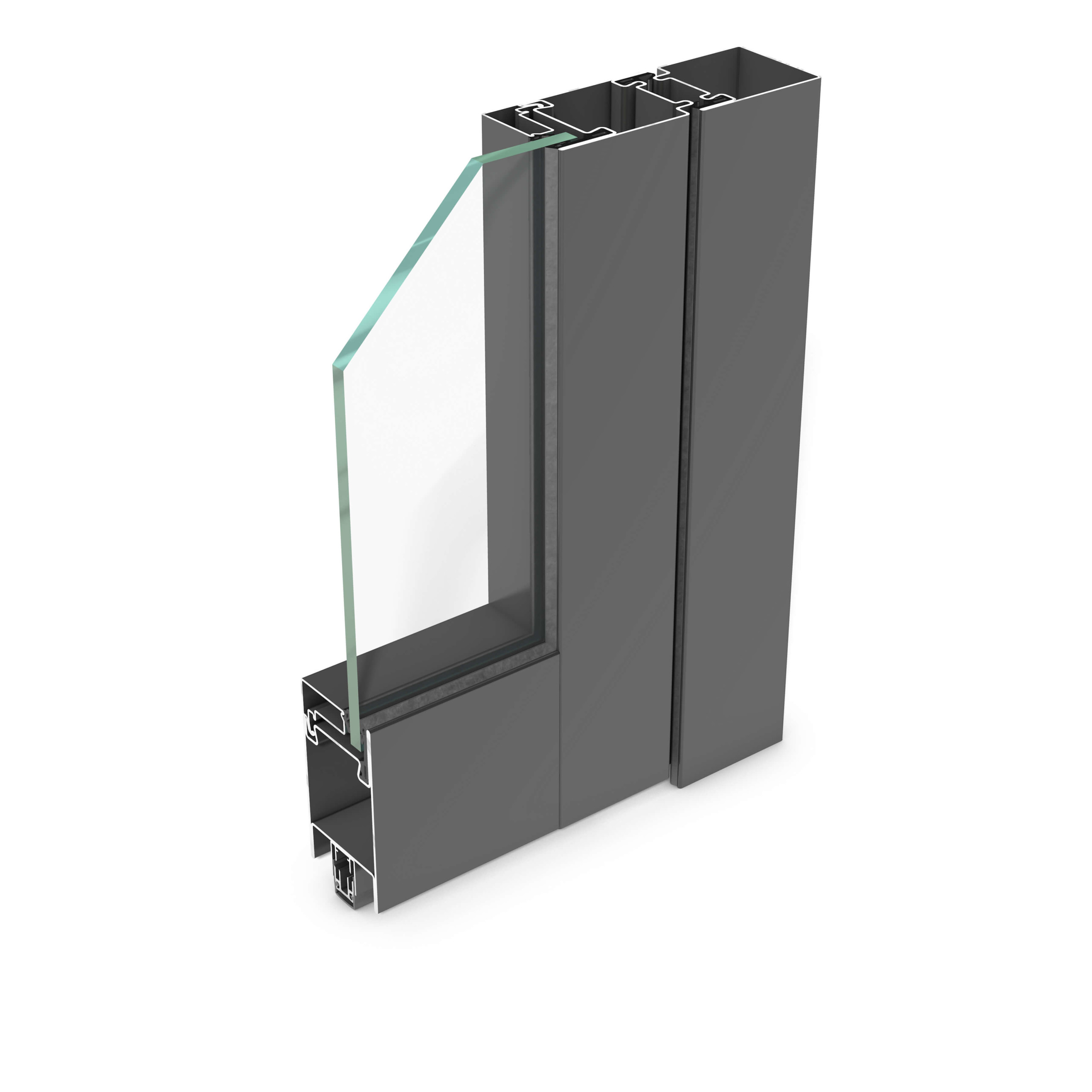 rp hermetic 55D – steel door profile system with burglar resistance up to RC3