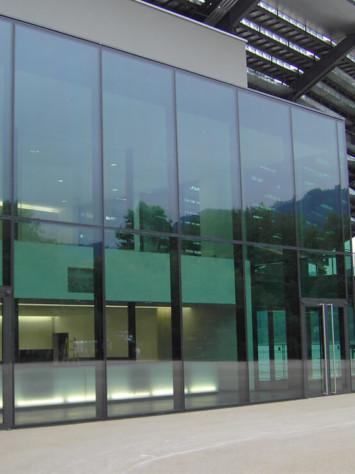 Bregenz Festpielhaus Aufsatzfassade Rp Tec 50 1SG Außen