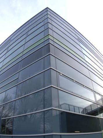 Congress Center Hamburg Stahl Fenstersystem Rp Hermetic 70W Gesamt