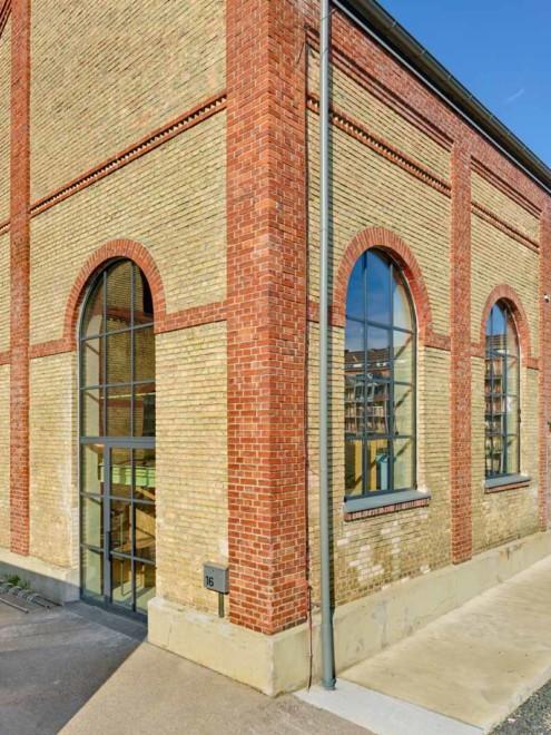 Digitales Zentrum Schwaben Stahlfenster System rp fineline Detail Vorschau