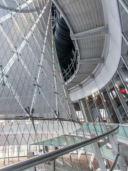 Fulton Metro Pfosten Riegel Fassade rp tec 45 Innen 3 Vorschau