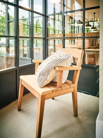 Hotel Barefoot Stahlfenstersystem Rp Fineline 70W Detail