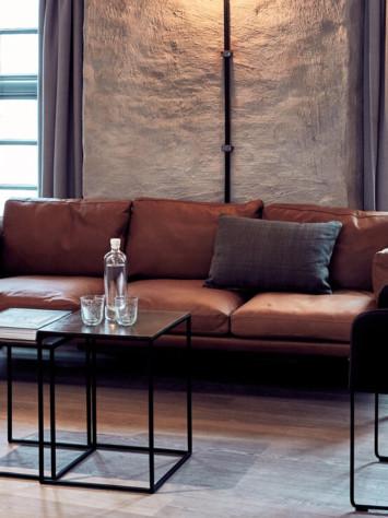 Hotel Fishers Loft Fassadensystme Rp Fineline 70W Rp Tec 55 Innen