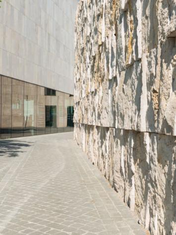 Juedisches Museum Muenchen Aufsatzfassade Rp Tec 55 1SG Gesamt 2