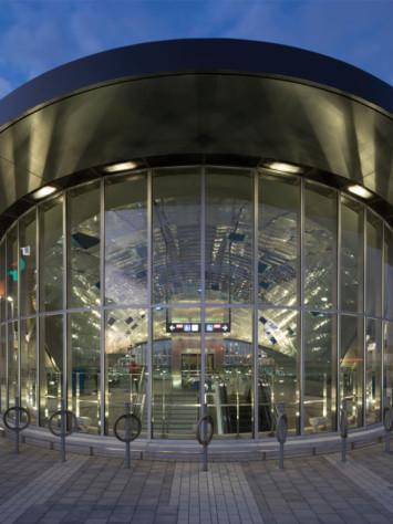 Vaughan Subway Aufsatzfassade Rp Tec Front