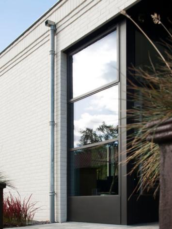 Villa Beek En Donk Design Stahl Fenstersystem Rp Fineline 70W Detail