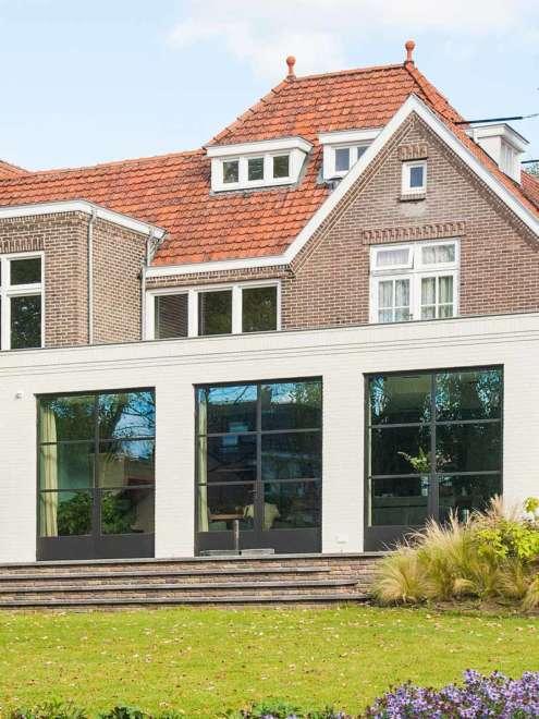 Villa Beek En Donk Design Stahl Fenstersystem Rp Fineline 70W Gesamt Vorschau