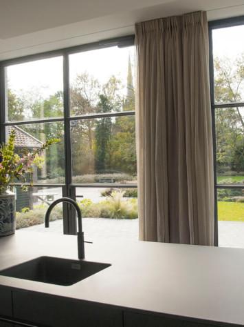 Villa Beek En Donk Design Stahl Fenstersystem Rp Fineline 70W Innen