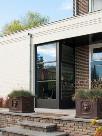 Villa Beek En Donk Design Stahl Fenstersystem Rp Fineline 70W Zubau