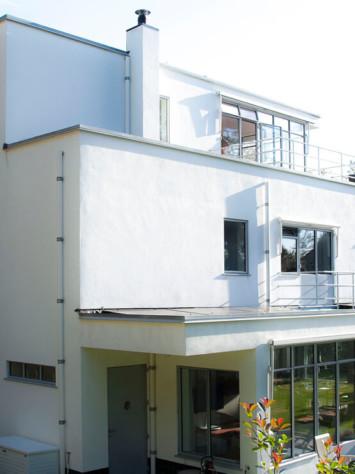 Villa Kimi Bloemendaal Design Stahl Fenstersystem Aussen 2