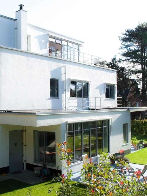 Villa Kimi Bloemendaal Design Stahl Fenstersystem Aussen 2 Vorschau